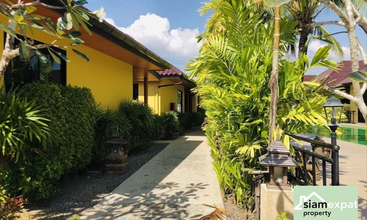 beautiful bungalows resort chalong - 5