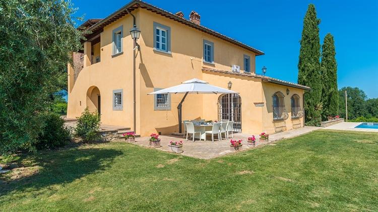 tuscan villa with swimming - 6