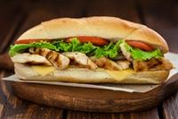 sandwich shop near busy - 1