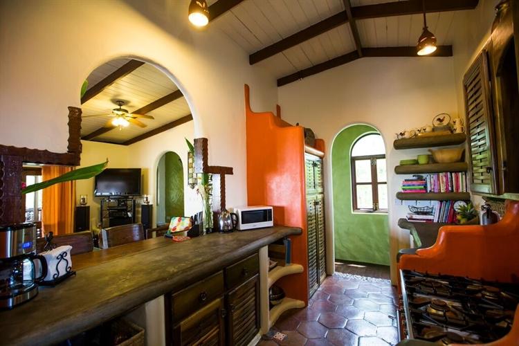 flourishing caribbean vacation villa - 4