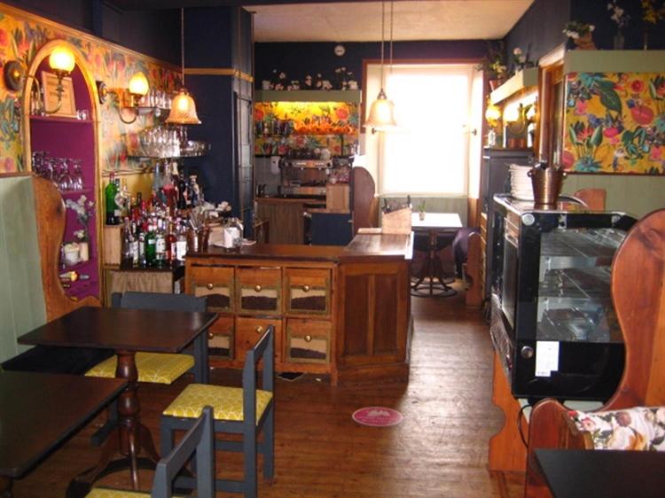 licenced café bar located - 5
