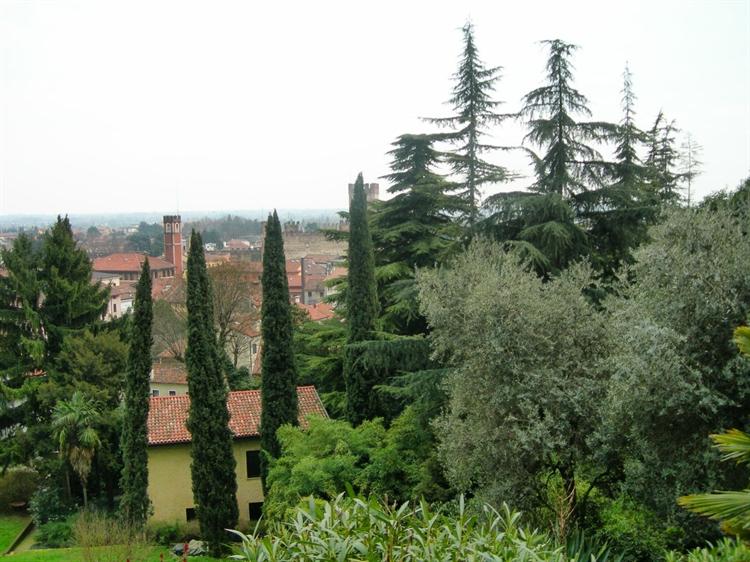 italy castle marostica city - 4