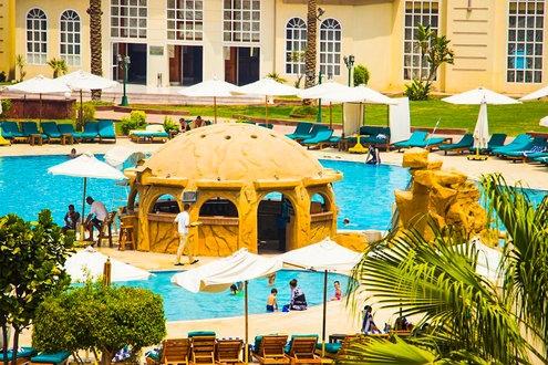 four stars resort giza - 11