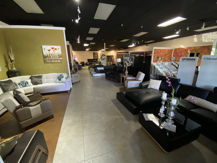 established retail furniture store - 8