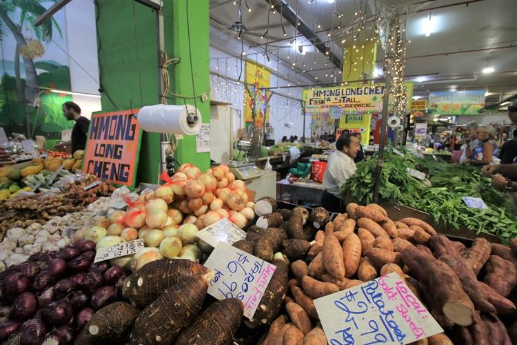 fresh produce market stall - 11
