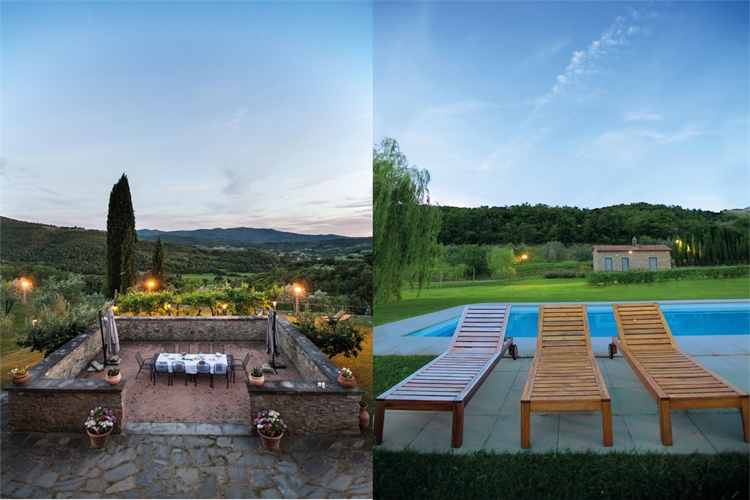 tuscan farm holiday with - 9