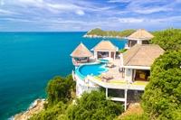 successful luxury pool villas - 1