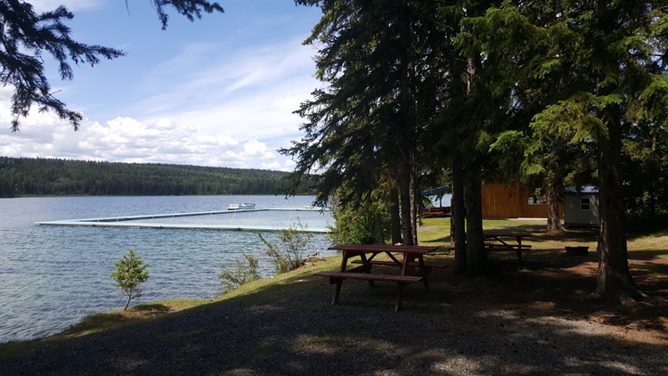 waterfront rv park cabins - 5