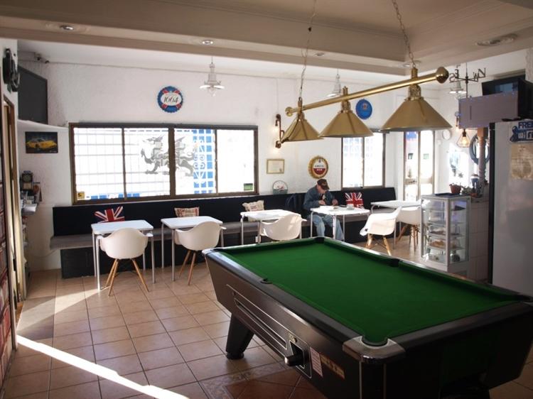 long established cafe bar - 11