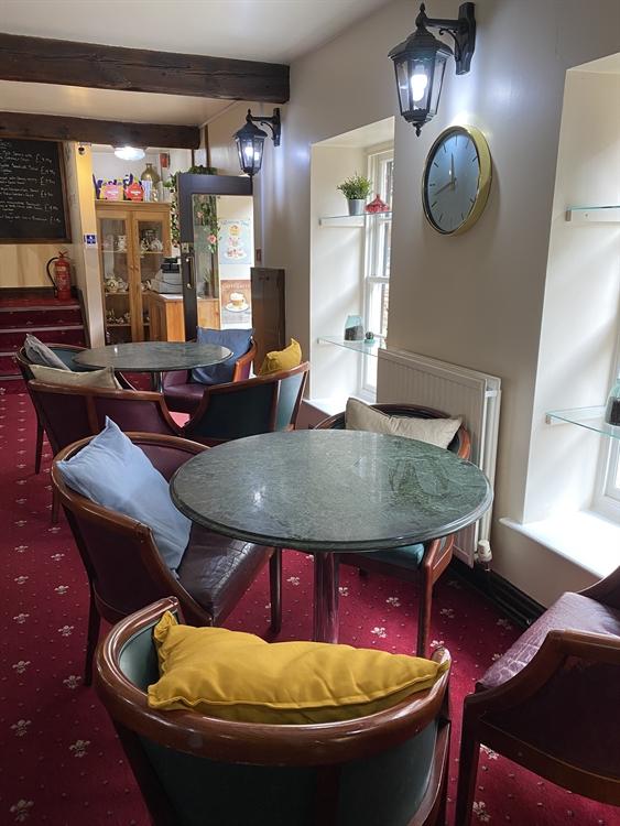 recently refurbished tearooms pontefract - 7