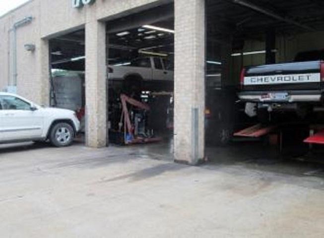 auto repair shop harris - 4
