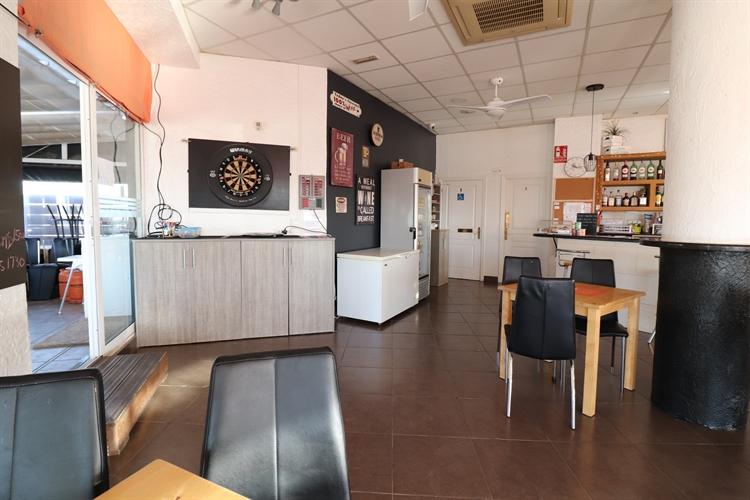 bar restaurant entre naranjos - 11