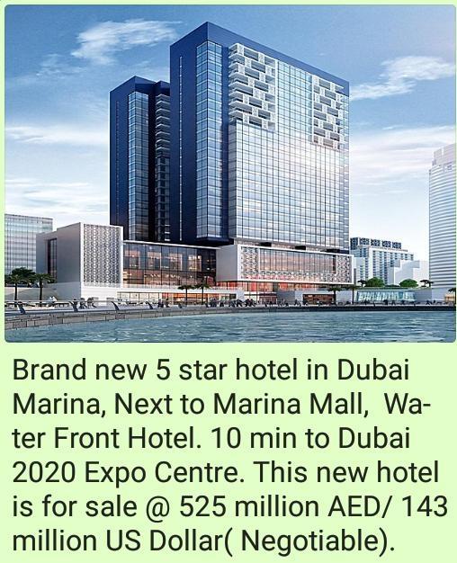 dubai fivestar hotels business - 2