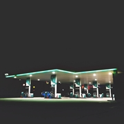 bp gas station long - 1