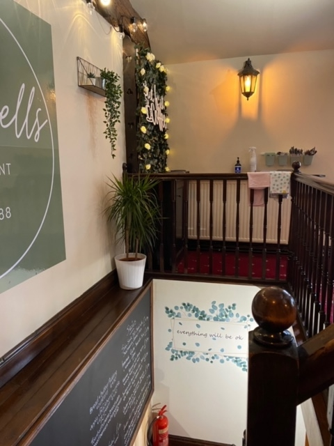 recently refurbished tearooms pontefract - 11