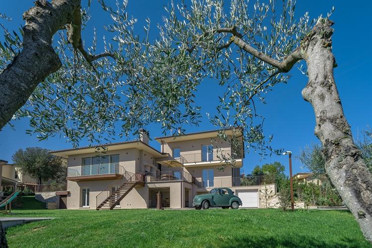 modern luxury villa tuscany - 4
