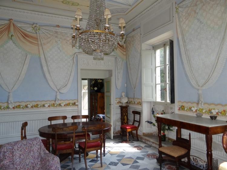 historic villa lucca for - 10