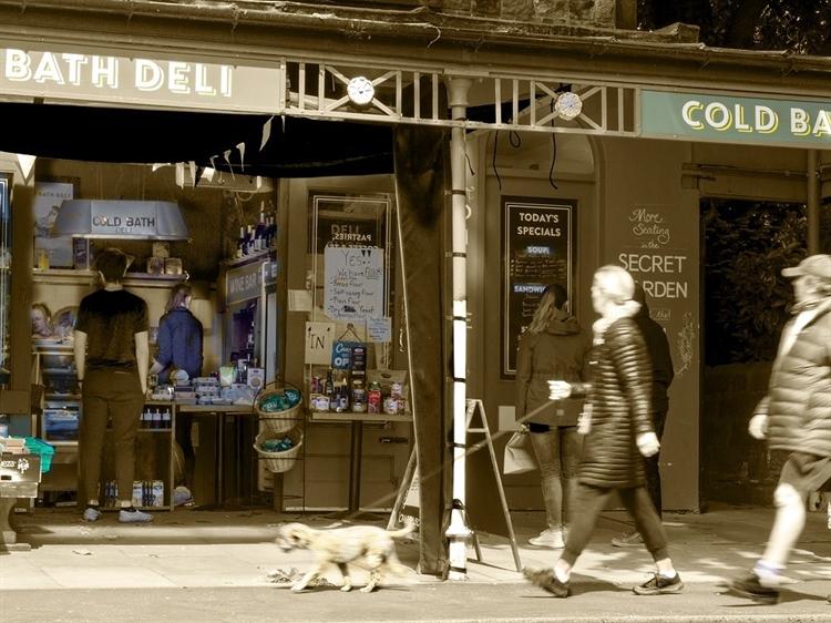 established cafe deli wine - 10