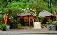 Larouge restaurant