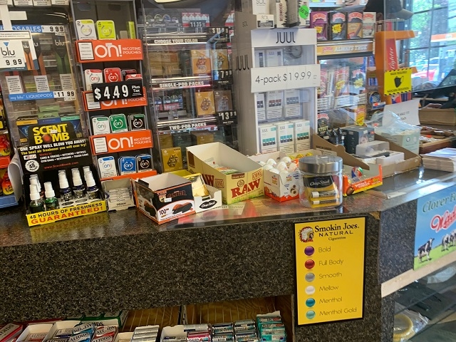 spacious gas convenience store - 4