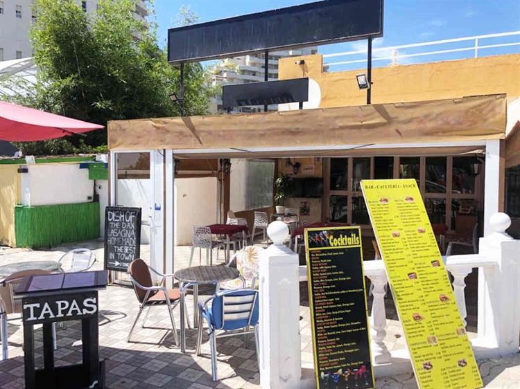 established cafe bar benalmadena - 5