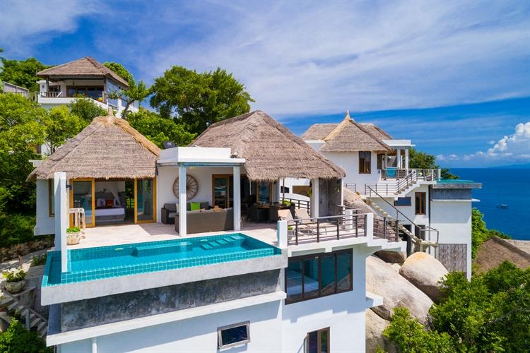 successful luxury pool villas - 6