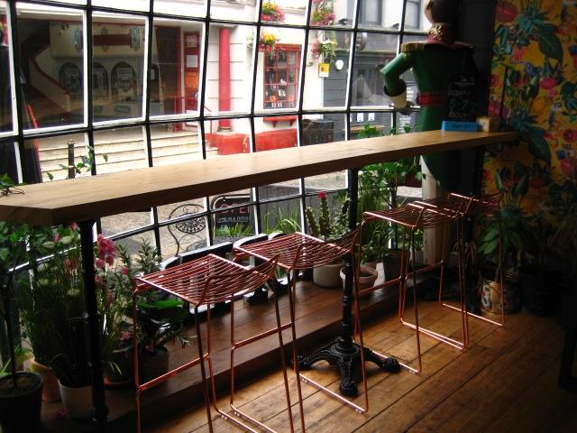 licenced café bar located - 10