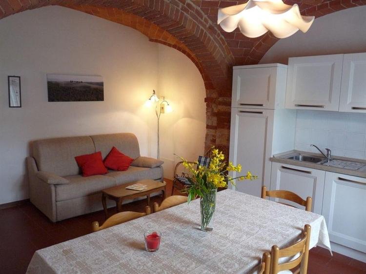 tuscan fram with vineyard - 12