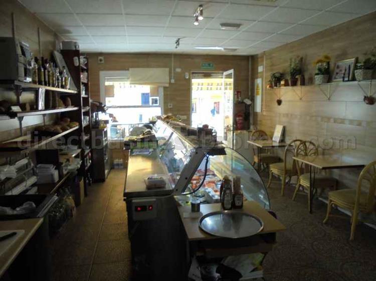 retirement established tea room - 5