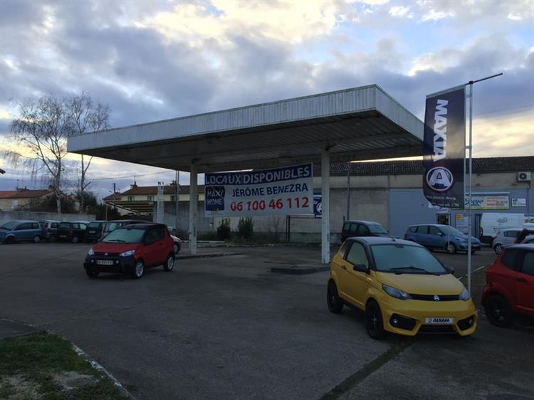 service station of 120m2 - 2