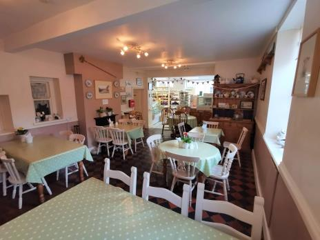 charming village stores tea - 5