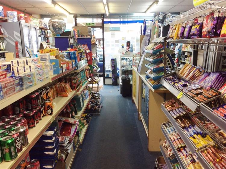 busy newsagents good trading - 7