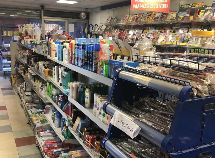 busy newsagent convenience store - 9