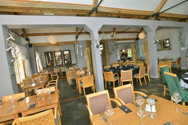 award winning restaurant with - 5