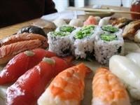 5 days sushi shop - 1