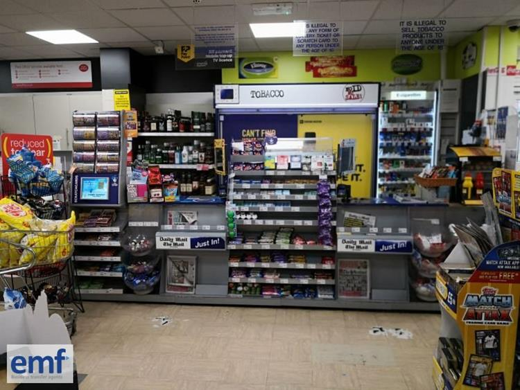 busy convenience store stoke - 7
