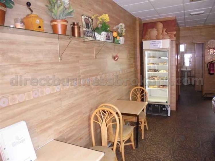 retirement established tea room - 7