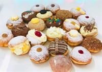 stylish donut bakery shop - 3