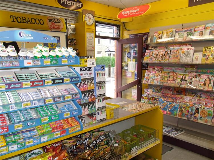 newsagents convenience store off - 4