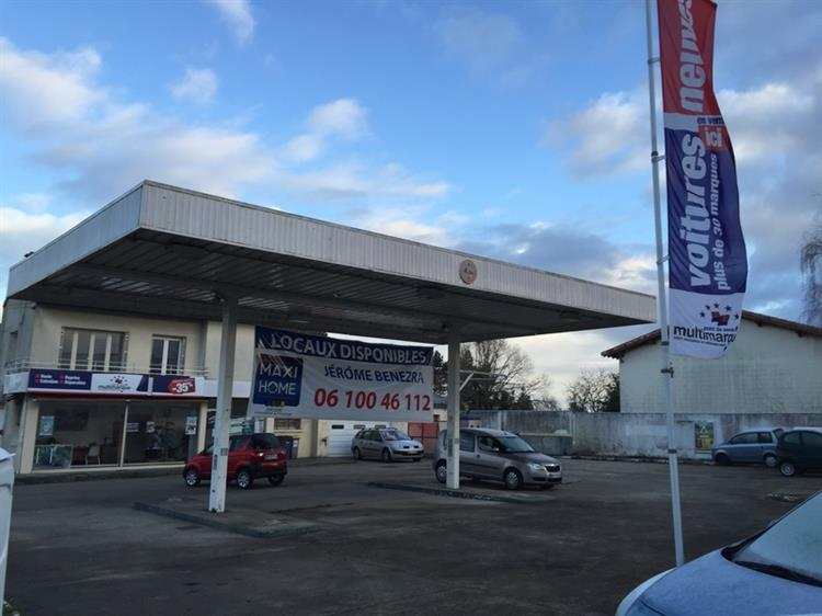 service station poitiers - 2