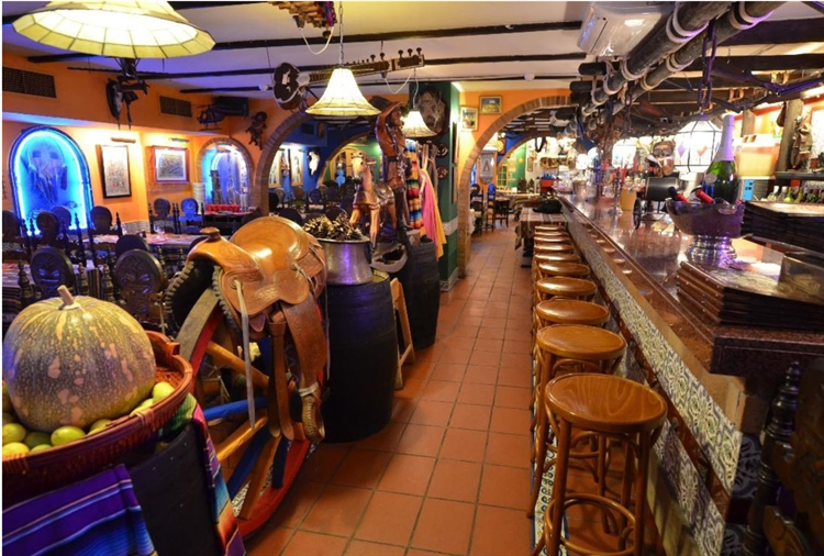 large mexican themed restaurant - 5
