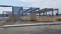 37485 pre-engineered steel building - 1