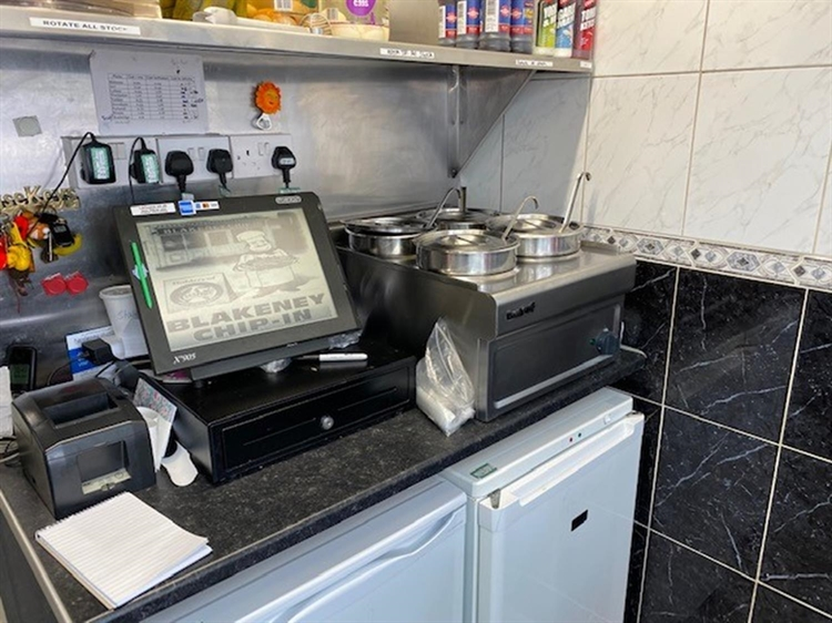 leasehold fish chip takeaway - 6