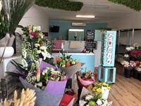 busy florist business somerville - 2