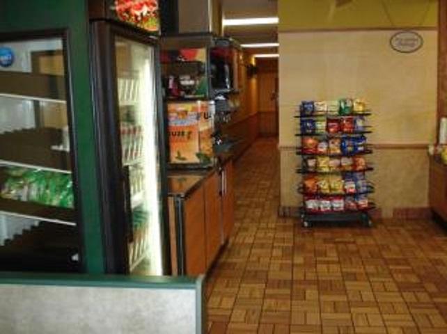 two fast food franchises - 4