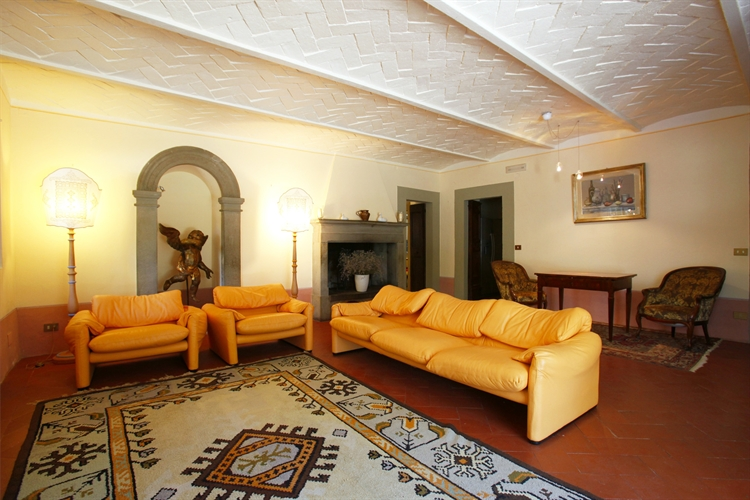 luxury holiday villa cortona - 13