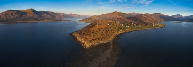 holiday cottages with loch - 11