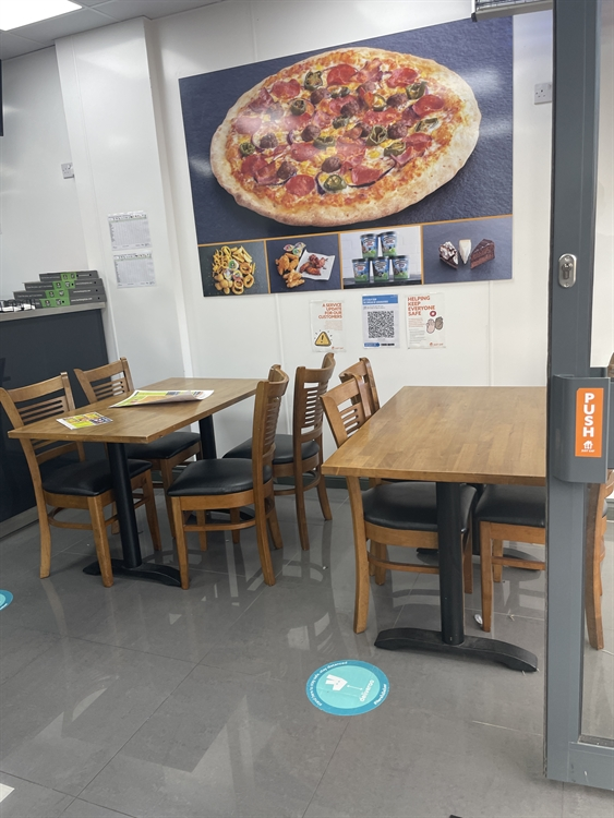 pizza takeaway delivery franchise - 4