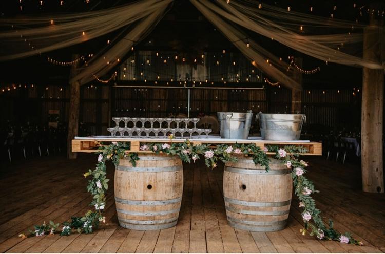 rustic wedding event hire - 6