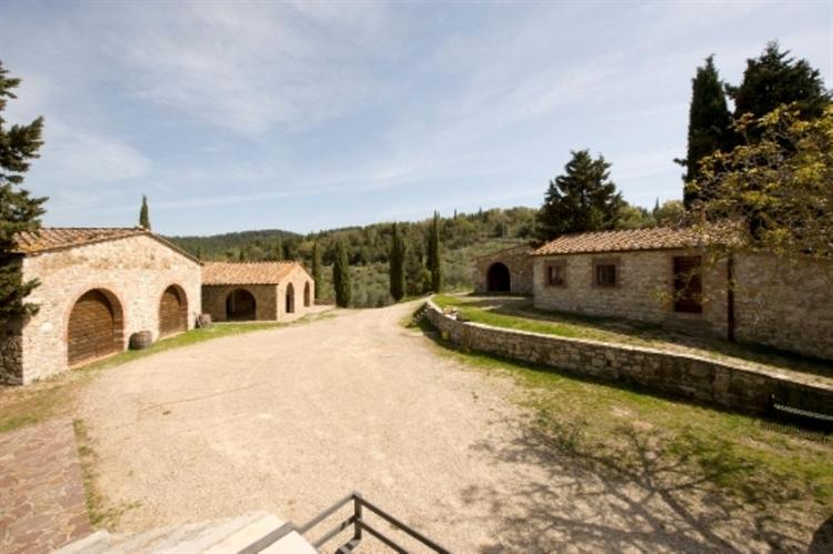 winery tuscany - 14
